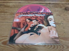 CANNIBAL KISS - DEBUT ALBUM!!!!! RARE CD PROMO!!!!!!FRANCE
