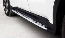 Side Step fit for Honda HRV 2015 2016 Running Board Nerf Bar Aluminium Protect