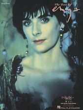 THE BEST OF ENYA EASY PIANO SHEET MUSIC SONG BOOK