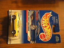 Hot Wheels 1:64 Scale 1998 First Editions Mustang Mach 1