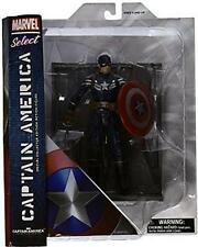 MARVEL SELECT Winter soldier masked Series captain america FIGURE