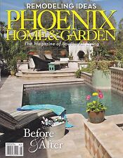 Phoenix Home & Garden August 2013 -- Remodeling Ideas : Before & After, Revival