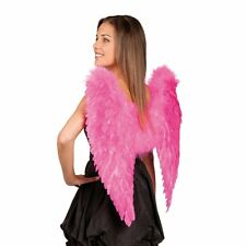 LARGE PINK FEATHER ANGEL WINGS HEN NIGHT PARTY PINK ANGEL WINGS LARGE WINGS