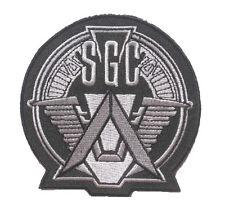 """Stargate SGC team uniform Logo Patch 9.5x10 cm 4"""""""