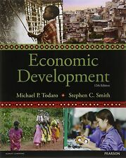 Economic Development, 12th edition by Michael P. Todaro and Stephen Smith