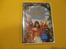 Rudyard Kipling's The Jungle Book  (DVD,1994) RARE DISNEY Jason Scott Lee/MfgSe