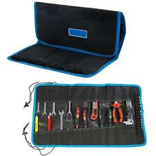 BALLISTIC NYLON TOOL ROLL FOR CHISELS SPANNERS SCREWDRIVERS DRILL BITS KNIVES