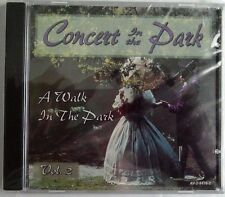 CONCERT IN THE PARK (CD/Disc #2) GERSHWIN: Rhapsody; ROSSINI: William Tell +more