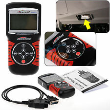 Pro OBD2 OBDII EOBD Car Auto Scanner Diagnostic Tool Live Data Fault Code Reader