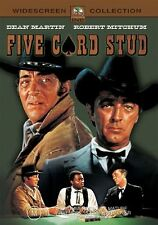 Five Card Stud (DVD, 2003)