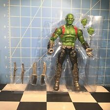 "Drax The Destroyer MARVEL Legends 6"" Guardians Of The Galaxy Entertainment Earth"