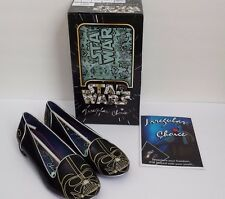 NEW IRREGULAR CHOICE STAR WARS DARTH VADER WOMENS SHOES LIMITED EDITION SIZE 8.5