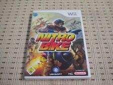 Nitrobike für Nintendo Wii und Wii U *OVP*
