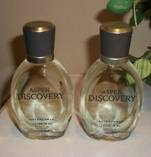 Aspen Discovery by Coty  Men's  Aftershave Splash   Size 1 oz   Free Shipping