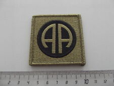 A4-S009   US 82nd Airborn Special Forces Patch Multicam