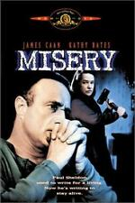 Misery  DVD James Caan, Kathy Bates, Richard Farnsworth, Frances Sternhagen, Lau