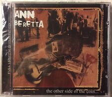 Ann Beretta The Other Side Of The Coin Acoustic CD New Punk Inquisition