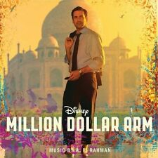 Million Dollar Arm [Original Soundtrack] A.R. Rahman (NEW CD 2014) Iggy Azalea
