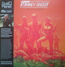 Brian May - Turkey Shoot OST LP Dual Planet Ozploitation Post Apocalypse