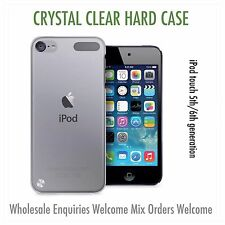 ipod touch 5th 6th generation clear ultra thin hard case BUY 2 GET A 3rd FRE
