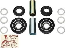PROFILE RACING AMERICAN BOTTOM BRACKET BLACK 19MM BMX CRANK BEARING KIT