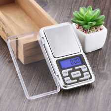 Electronic Scale Mini Digital Portable LCD  Jewelry Weight Electroni Scales New