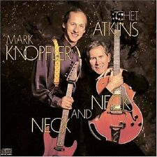 Chet Atkins Neck and neck (1990, & Mark Knopfler) [CD]