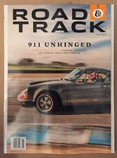 Road & Track 911 Unhinged Exclusive Test Porsche July 2015 FREE SHIPPING!