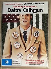 Daltry Calhoun (Johnny Knoxville) DVD in LIKE NEW condition (Region 4 PAL)