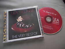LEA DELARIA : THE VERY BEST OF CD ALBUM ALL THAT JAZZ IT DON'T MEAN A THING COOL