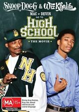 Mac & Devin Go to High School NEW R4 DVD
