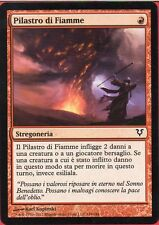 MAGIC MtG - 2x PILASTRO DI FIAMME Pillar of Flame - ITA NM