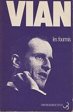 BORIS VIAN Les fourmis + PARIS POSTER GUIDE