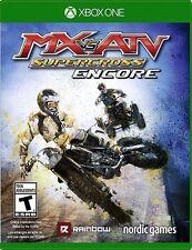 NEW MX vs. ATV Supercross: Encore (Microsoft Xbox One, 2016)