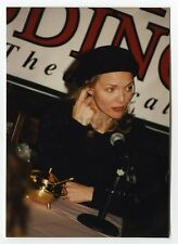 Michelle Pfeiffer - Vintage Candid by Peter Warrack - Previously Unpublished