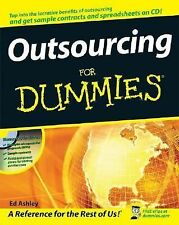 Outsourcing For Dummies, with CD (For Dummies (Business & Personal Finance))