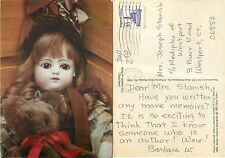 France - French child doll. Maker unknown. Paris ca. 1880s (I-L 073)