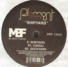 PIEMONT - Shipyard - My Best Friend