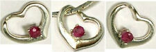 """19thC Antique Handcrafted Ruby Ancient Paleolithic Neolithic """"Tree-Ripened"""" Gem"""