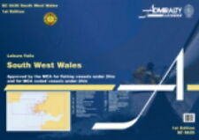 ADMIRALTY FOLIO SC5620 SOUTH WEST WALES - Latest 2013 Edition - NEW