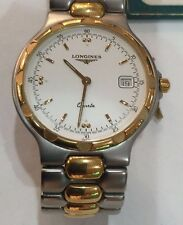LONGINES QUARTZ WATCH MEN RELOJ