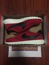 New Mens Nike Roshe LD-1000 Size 10.5 Gym Red Black Athletic Shoes