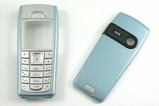 Cover Scocca Case Replacement Housing Compatibile Celeste per Nokia 6230