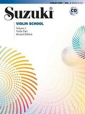 Suzuki Violin School Volume 1 (Book/CD)  - Same Day P+P