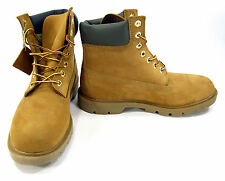 Timberland Boots 6 Inch Premium 2.0 Cupsole Wheat/Brown/Gum Shoes Size 8 EUR 42