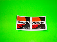 REPSOL MOTOR OIL HONDA RACING TEAM CBR 1000RR 600RR 500R MOTORCYCLE STICKERS