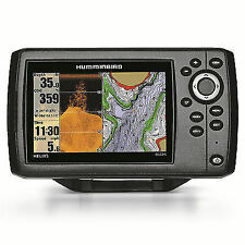 humminbird helix 5 di gps fishfinder | ebay, Fish Finder