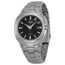 NEW Citizen Men's Eco-Drive BM6560-54H Gray Titanium Watch