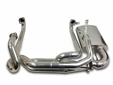 VW Complete Stainless Steel Sidewinder Style Exhaust 1 5/8""