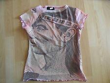 KATHLEEN MADDEN schönes Nylon Shirt Gr. M NEUw. 10-13